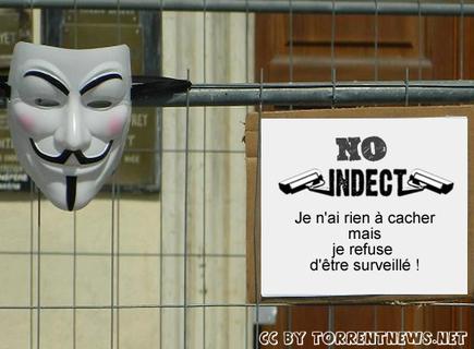 #INDECT : L'heure est grave, souriez vous êtes filmés! (ou venez manifester) | Entre défenseurs du net ! | Libertés Numériques | Scoop.it