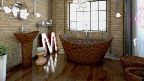 Completely chocolate bathroom can be yours for just $133000 - WABC-TV | Just Chocolate!!! | Scoop.it