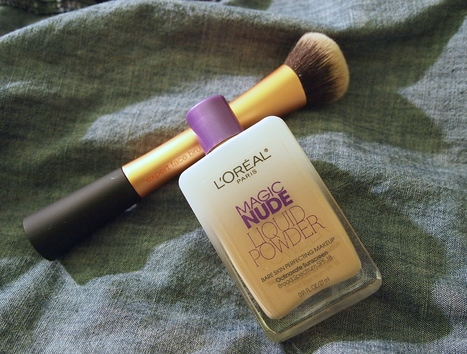 Rant or Rave: Loreal Magic Nude Foundation | Make Up | Scoop.it