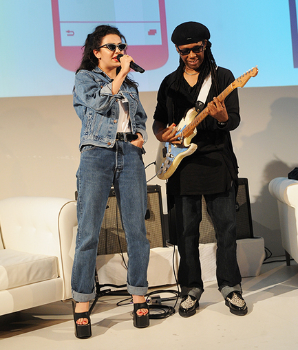 MixRadio Launches on iOS & Android, Teams With Nile Rodgers & Charli XCX | MUSIC:ENTER | Scoop.it