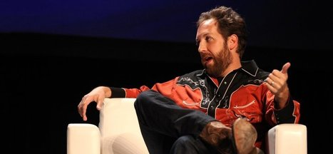Chris Sacca Makes It Very Clear Whom He Doesn't Want You to Vote For | LibertyE Global Renaissance | Scoop.it