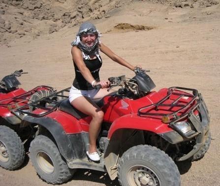 Desert Safari Trip by Quad Bike to Pyramids Area - Powered by em.com.eg | Cairo excursion | Scoop.it