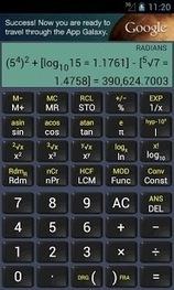 Aplicación-Calculadora Científica / TechCalc | Aplicativos para dispositivos móviles y recursos online útiles para tareas informacionales | Scoop.it