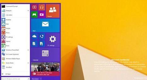 Windows 9 : de la gratuité pour les utilisateurs sous Windows XP, Vista et 7 | Au fil du Web | Scoop.it