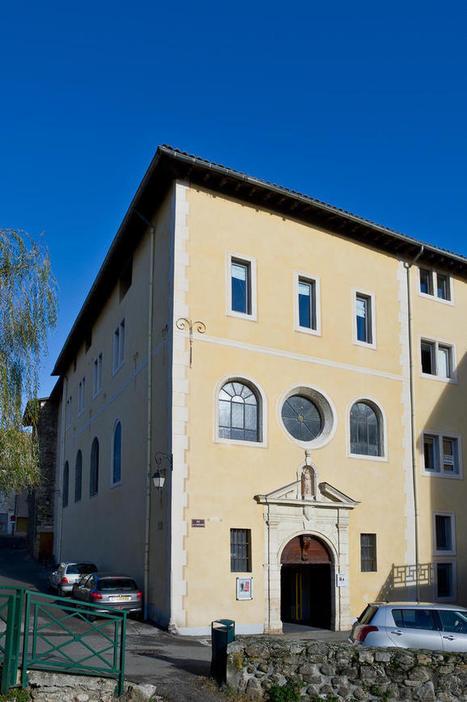 Couvent de la Visitation (condrieu). avec Patrimoine de France | Tourisme en pays viennois | Scoop.it