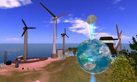 OneClimate's Live Coverage of Durban Climate Change Talks in Second Life and Web | Saving the (virtual) world | Metaverse NewsWatch | Scoop.it