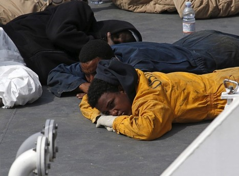 EU struggles for plan to deal with migrants after deadly ship disaster | fitness, health,news&music | Scoop.it