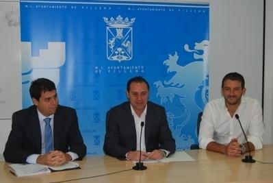 JOVEMPA y el Ayuntamiento de Villena firman convenio para formar a emprendedores | Actividad Jovempa Vinalopó | Scoop.it