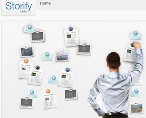 Réorganisez vos publications pour raconter une histoire avec storify » Le Blog du Personal Branding | Outils et  innovations pour mieux trouver, gérer et diffuser l'information | Scoop.it