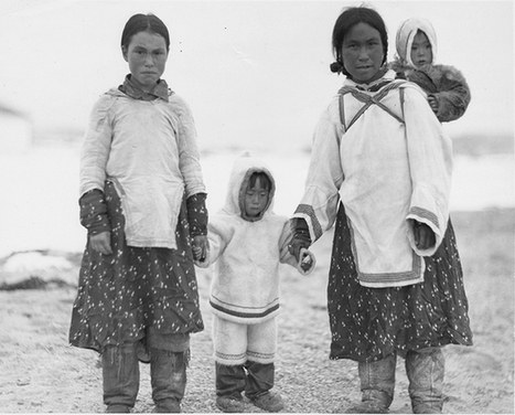 Archivists seeking names of Arctic Inuit in historic photos | Nunatsiaq | Kiosque du monde : Amériques | Scoop.it