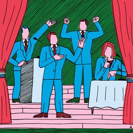 « Etre représenté » est à la voix PASSIVE, le citoyen doit en sortir - Telerama | Nouvelles Tendances Mondiales | Scoop.it