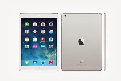 Geekscorner: World Best Tab Apple iPad Air | Geeks-corner | Scoop.it