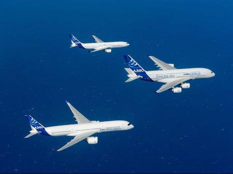 Airbus: 1215 commandes, 504 livraisons en 10 mois - Air-Journal | Aviation | Scoop.it