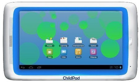Archos Announces 129 USD Android 4.0 Child Pad Tablet | Embedded Systems News | Scoop.it