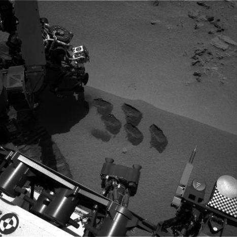 Mars Curiosity Rover: NASA hints at historic discovery | Randoms | Scoop.it