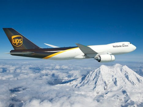 UPS just gave Boeing's struggling jumbo jet a $10 billion lifeline | Aviation & Airliners | Scoop.it