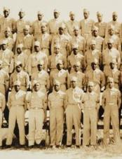 Patriotism Crosses the Color Line: African Americans in World War II | The Gilder Lehrman Institute of American History | 452nd anti-aircraft battalion + african americans in ww2 | Scoop.it