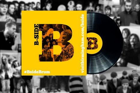 B-Side Brum revealed - the 21 tracks chosen for the soundtrack to Birmingham | Birmingham Life | Scoop.it