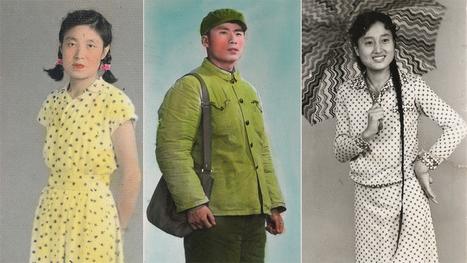 Expo Photo Paris portraits de Chine par Thomas Sauvin | Exposition Photographie | Scoop.it