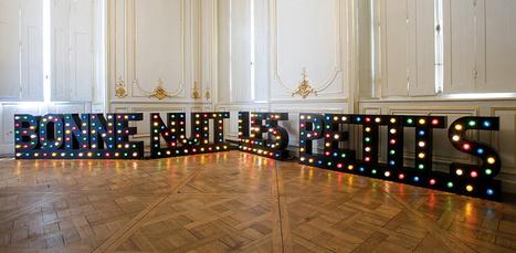 Pierre Ardouvin envoie le MacVal dans le décor | #arts visuels #graphisme #etc | Scoop.it