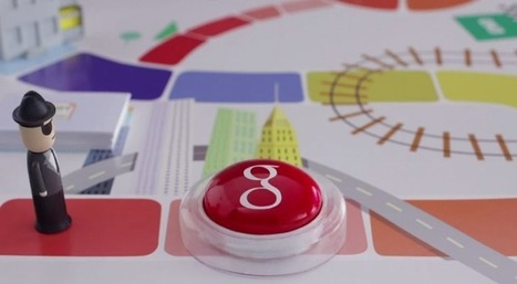 Google Explains User Data Protection With Youtube and a Board Game | Social Media in Manufacturing Today | Scoop.it