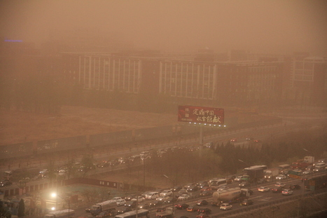 Beijing Was Covered In A Massive Sandstorm, And Locals Freaked Out | LibertyE Global Renaissance | Scoop.it