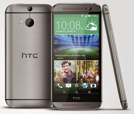 HTC One M8, Características, Opiniones y Precio libre del HTC One M8 - Soft For Mobiles | Smartphones y Tablets | Scoop.it