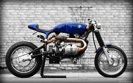 Bmw Cafe Racer | Kafe Bmw - Grease n Gasoline | CARS, BIKES & MUCH MORE | Scoop.it