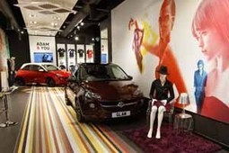 Vauxhall Adam pops up at Westfield Stratford | Experiential News! | Scoop.it