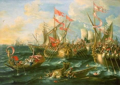 Augusto: La Batalla de Accio | Humanidades | Scoop.it
