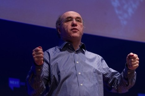 Sentient code: An inside look at Stephen Wolfram's utterly new, insanely ambitious computational paradigm | The Rise of the Algorithmic Medium | Scoop.it