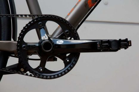 Gates Carbon Drive™ Targets eBike Market with New Belt Systems for Bosch, SRAM, MPF, BionX, and Höganäs Motors - Auto Balla | Urban Bikes | Scoop.it