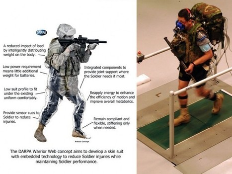 Special Ops Uniform Will Transform Commandos Into an Iron Man Army | Tracking the Future | Scoop.it