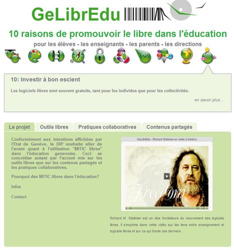 La plus grande banque de Logiciels Libres & Open source pour tous | Education with New Technologies | Scoop.it