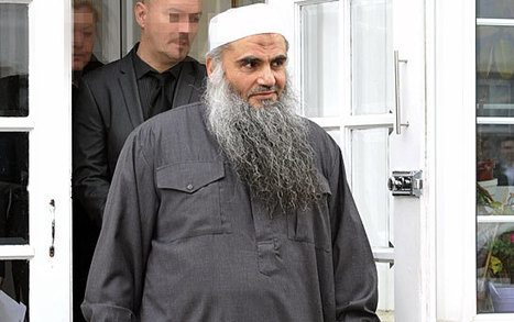 Abu Qatada loses latest bid for freedom | Race & Crime UK | Scoop.it