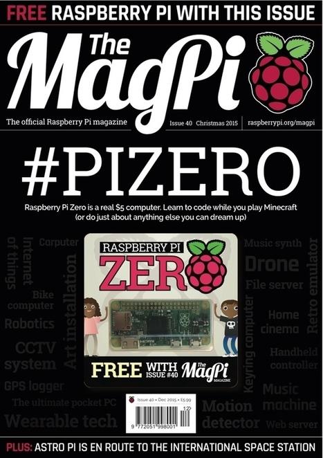 Cuando un ordenador viene de regalo con una revista | TECNOLOGÍA_aal66 | Scoop.it