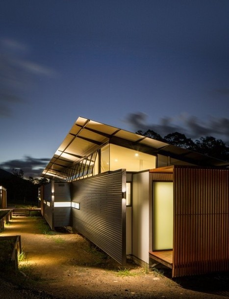 Wallaby Lane House by Robinson Architects | creativity & technology | Scoop.it