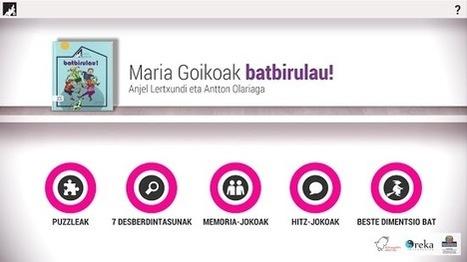 MARIA GOIKOAK BATBIRULAU! – Android Apps on Google Play | Irakaskuntzarako materialak | Scoop.it