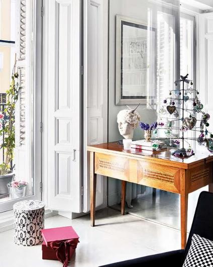 { Visite Déco } Un bel appartement lumineux à Madrid   DecoCrush blog déco, idées déco   décoration & déco   Scoop.it