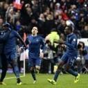 Les buts de la victoire française - Aroundthesport   Around the sport   Scoop.it