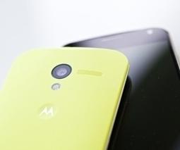 Motorola CEO calls 'Moto X' a brand, hints at more phones, cheaper phones and European plans | Mats Djärf | Scoop.it
