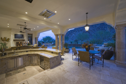 The Top 6 Benefits of an Outdoor Kitchen | Creative Covers Inc. | Creative Covers | Scoop.it