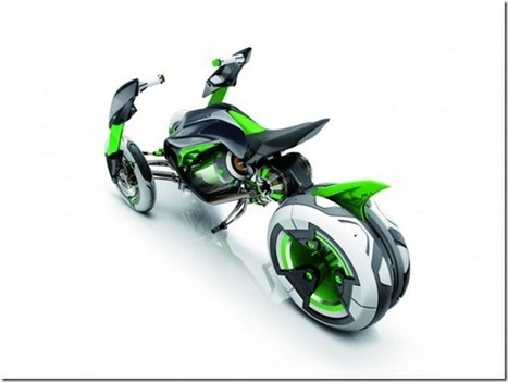 » Concept Motorcycle-transformer Kawasaki J Future technology | Things I Like | Scoop.it