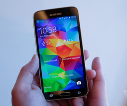 Samsung's Galaxy S5 is here with more power, more pixels, and a refined design | Nerd Vittles Daily Dump | Scoop.it