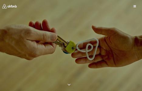 Airbnb : quelles conséquences sur l'organisation territoriale ? | Veille Economie collaborative, Finance participative | Scoop.it