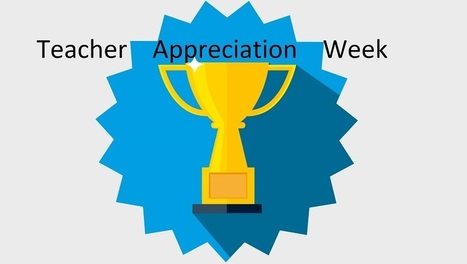 30 Awesome Quotes Especially For the Teacher Appreciation Week | EdTechReview | Scoop.it