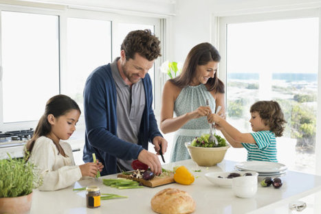 8 Ways to Get Cooking With Your Kids - U.S. News & World Report (blog)   ♨ Family & Food ♨   Scoop.it