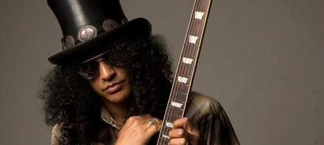 Slash: New Technology, Same Ol' Shredding - Noisey (blog) | Guitare | Scoop.it