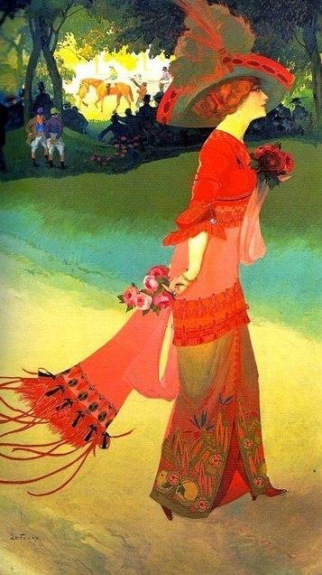 Belle Epoque Art V   Facebook   Favorite Paintings digital   Scoop.it