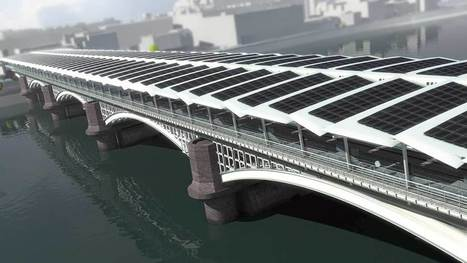The World's Largest Solar Powered Rail Station | Sustainable Cities ... | solar rail terminus | Scoop.it